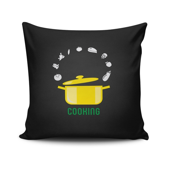 NKLF-303 Multicolor Cushion Cover