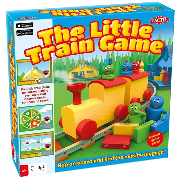 The Little Train Board Game - Image 1