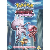 Pokemon Movie 16: Genesect and the Legend Awakened DVD