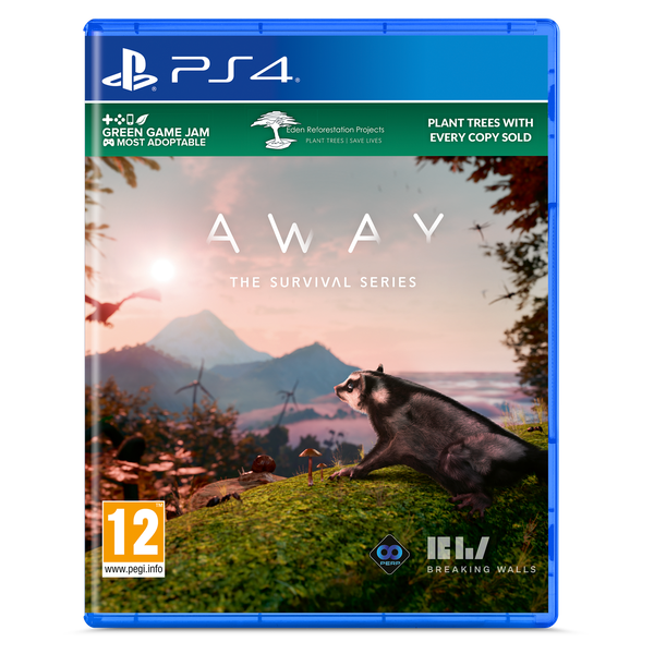 Away The Survival Series PS4 Game