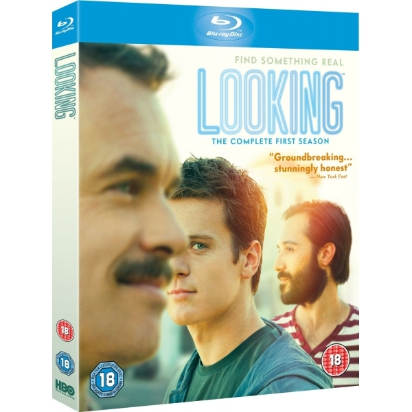 Looking - Season 1 Blu Ray