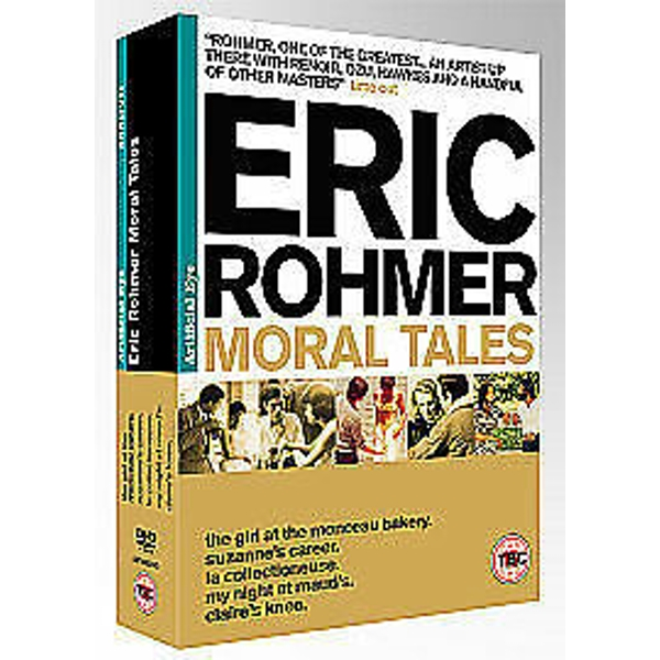 Eric Rohmer - Six Moral Tales DVD 4-Disc Set - nzgameshop com