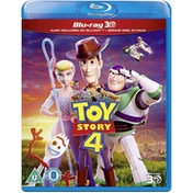 Toy Story 4 3D + 2D Blu-ray