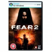 F.E.A.R. 2 Project Origin (Fear) Game PC