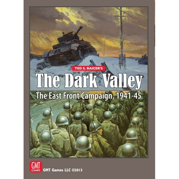 The Dark Valley Board Game