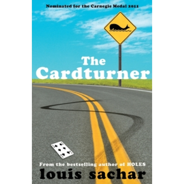 The Cardturner by Louis Sachar (Paperback, 2011)