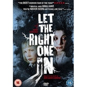 Let The Right One In DVD