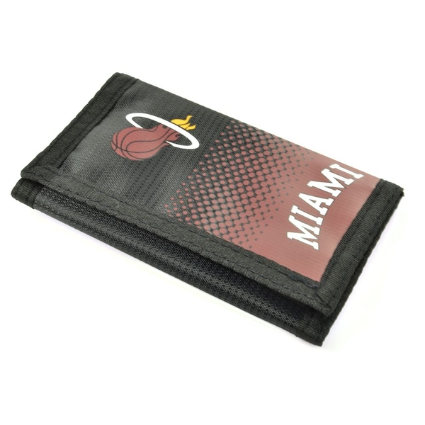 Miami Heat NBA Tri Fold Wallet