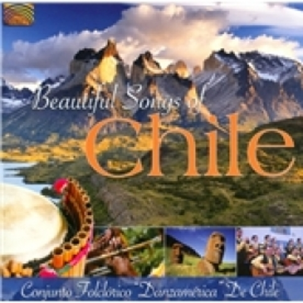 Beautiful Songs Of Chile CD