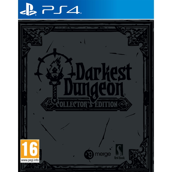 Darkest Dungeon Collector's Edition PS4 Game - Image 1