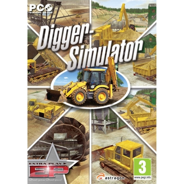 Digger Simulator Game PC