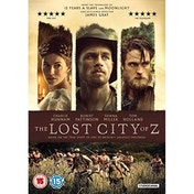 The Lost City Of Z DVD