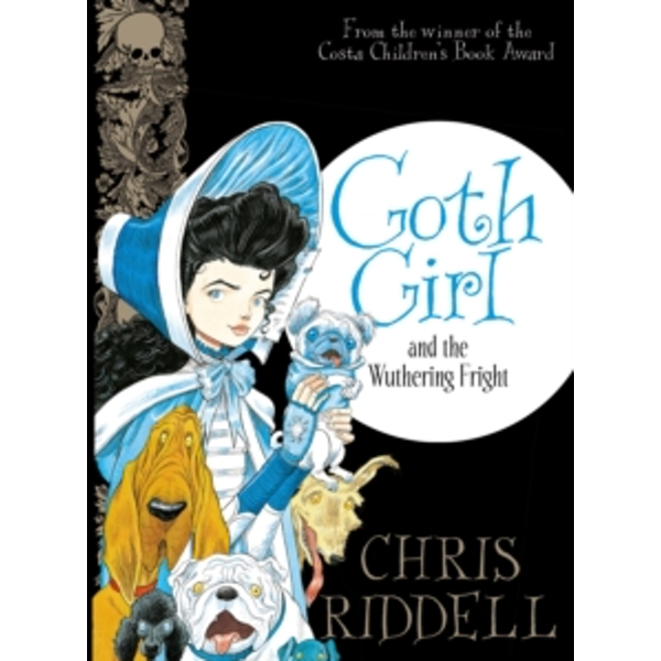 Goth Girl and the Wuthering Fright Hardcover