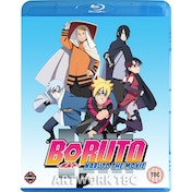 Boruto The Movie Blu-ray