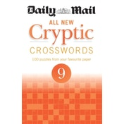 Daily Mail All New Cryptic Crosswords 9
