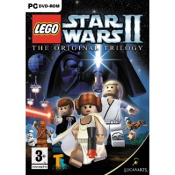 Lego Star Wars II 2 The Original Trilogy Game PC