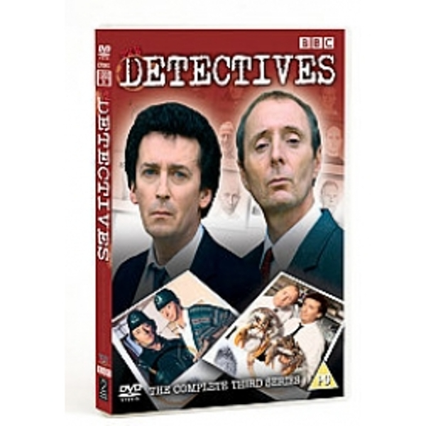 Detectives - Series 3 DVD