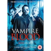 Vampire Blood DVD
