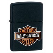 Zippo Harley Davidson Flame Windproof Lighter