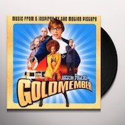 Various - Austin Powers In Goldmember Limited Edition Gold Vinyl