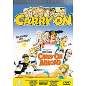 Carry On Abroad DVD