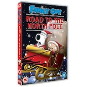 Family Guy - Road To The North Pole DVD