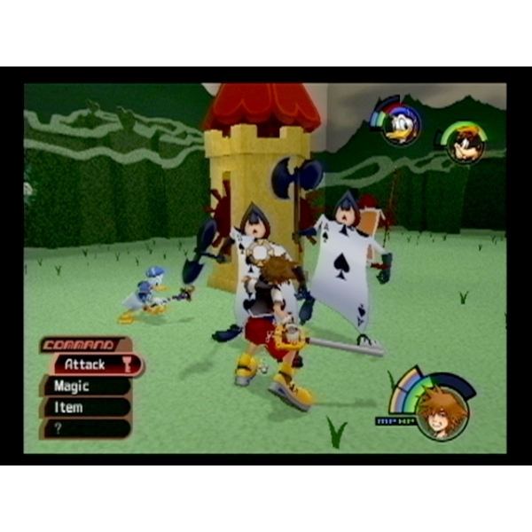 Kingdom Hearts Game PS2 - Image 4