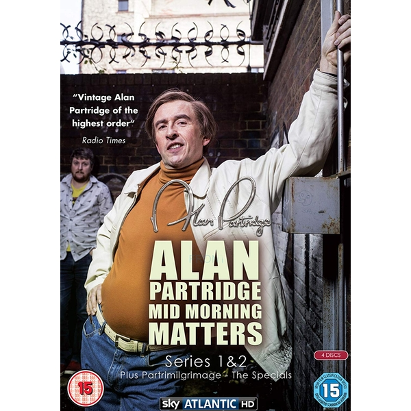 Mid Morning Matters Series 1&2 DVD