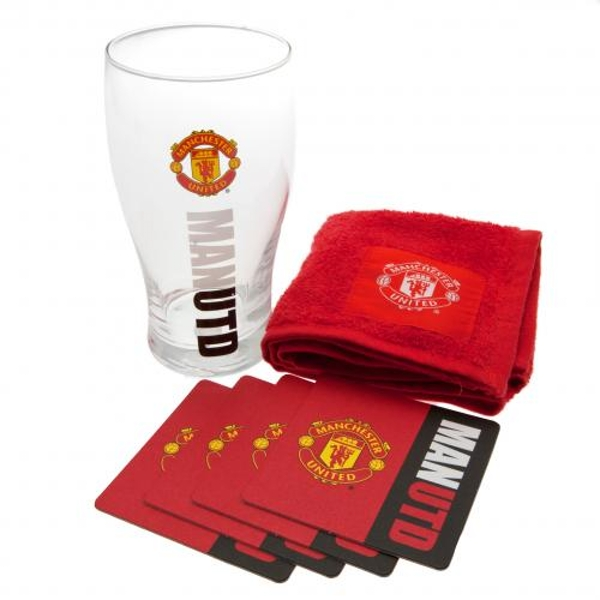 Manchester United FC Mini Bar Set