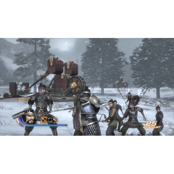 Dynasty Warriors 7 Game Xbox 360 - Image 5