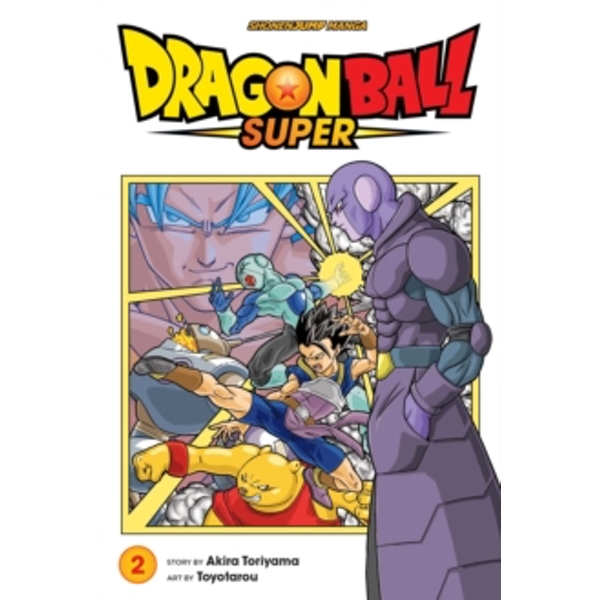 Dragon Ball Super, Vol. 2 : 2