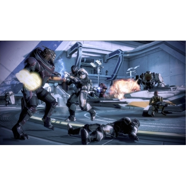 Mass Effect 3 Game PS3 - Image 3