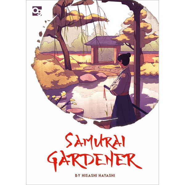 Samurai Gardener (English Edition 2017) Board Game
