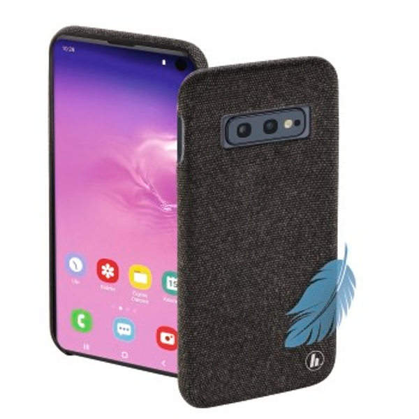 Hama Cozy Protective Case for Samsung Galaxy S10E Black