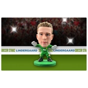 Soccerstarz Man Utd Home Kit Anders Lindegaard