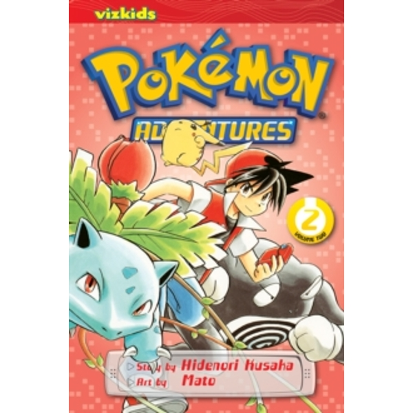 Pokemon Adventures, Vol. 2 (2nd Edition) : 2