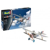 Nieuport 17 1:48 Revell Model Kit