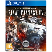 Final Fantasy XIV Starter Edition PS4 Game