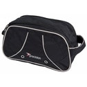 Precision Shoe Bag Black/Silver
