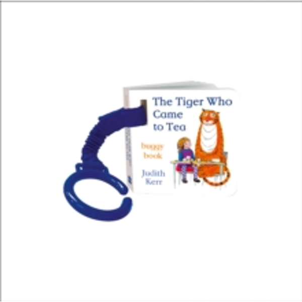 The Tiger Who Came to Tea Buggy Book by Judith Kerr (Board book, 2011)