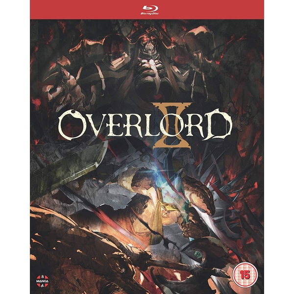 Overlord II - Season Two Blu-ray
