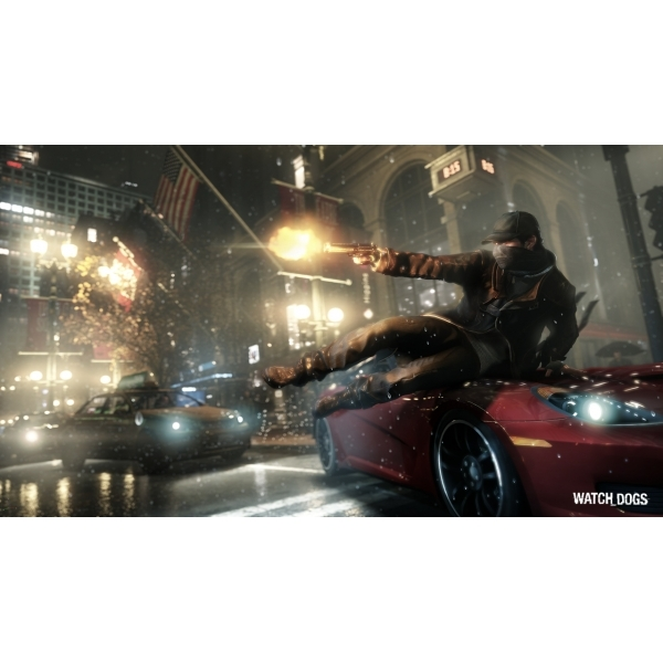 Watch Dogs Game PS3 - Image 3