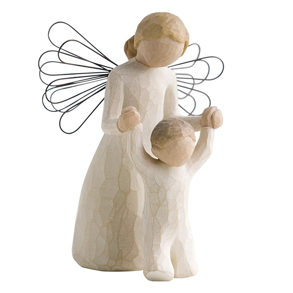 Guardian Angel (Willow Tree) Figurine