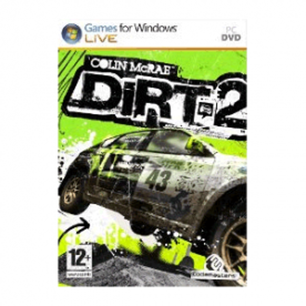 Colin McRae Dirt 2 Game PC