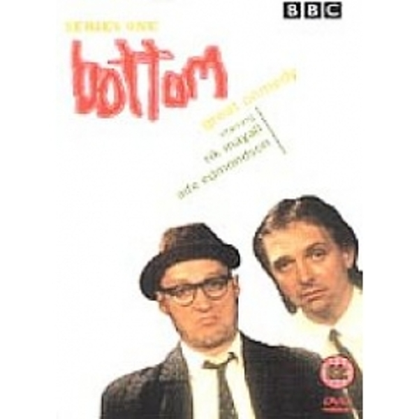 Bottom - Series 1 DVD