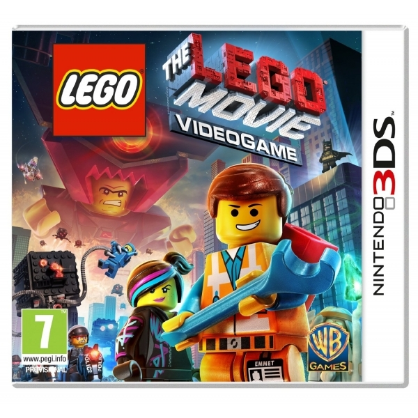 The Lego Movie The Videogame Game 3DS - Image 1