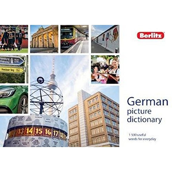 Berlitz Picture Dictionary German by Berlitz (Paperback, 2017)