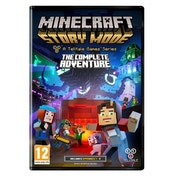 Minecraft Story Mode Complete Adventure PC Game