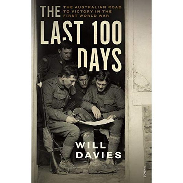 The Last 100 Days  Paperback / softback 2018
