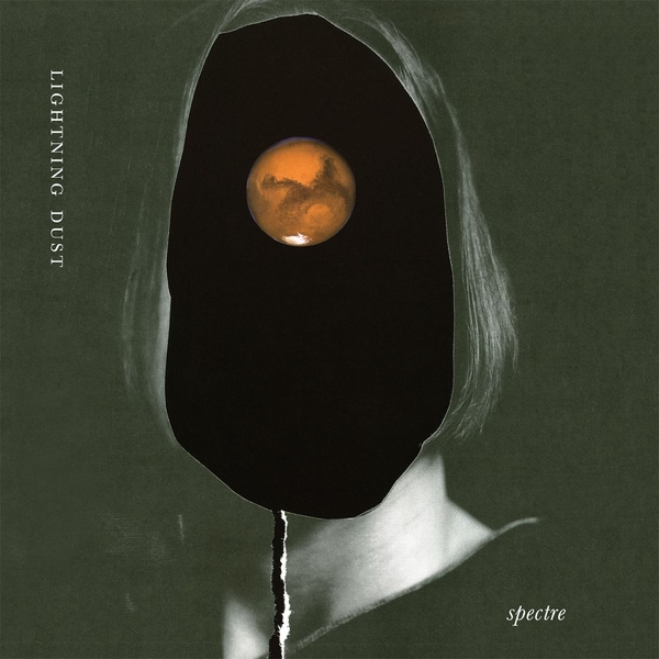 Lightning Dust ‎– Spectre Orange Marbles Vinyl